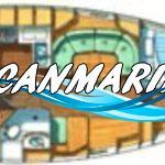 Аренда яхты OCEANIS 37 (3 CAB) (BELEZA)
